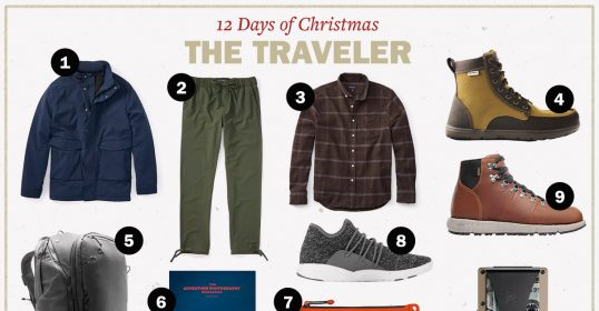 6133ff496b The 12 Days of Christmas Giveaways  Gifts for the Traveler