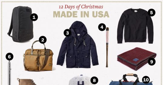 486527c426 The 12 Days of Christmas Giveaways  Gifts Made in the USA