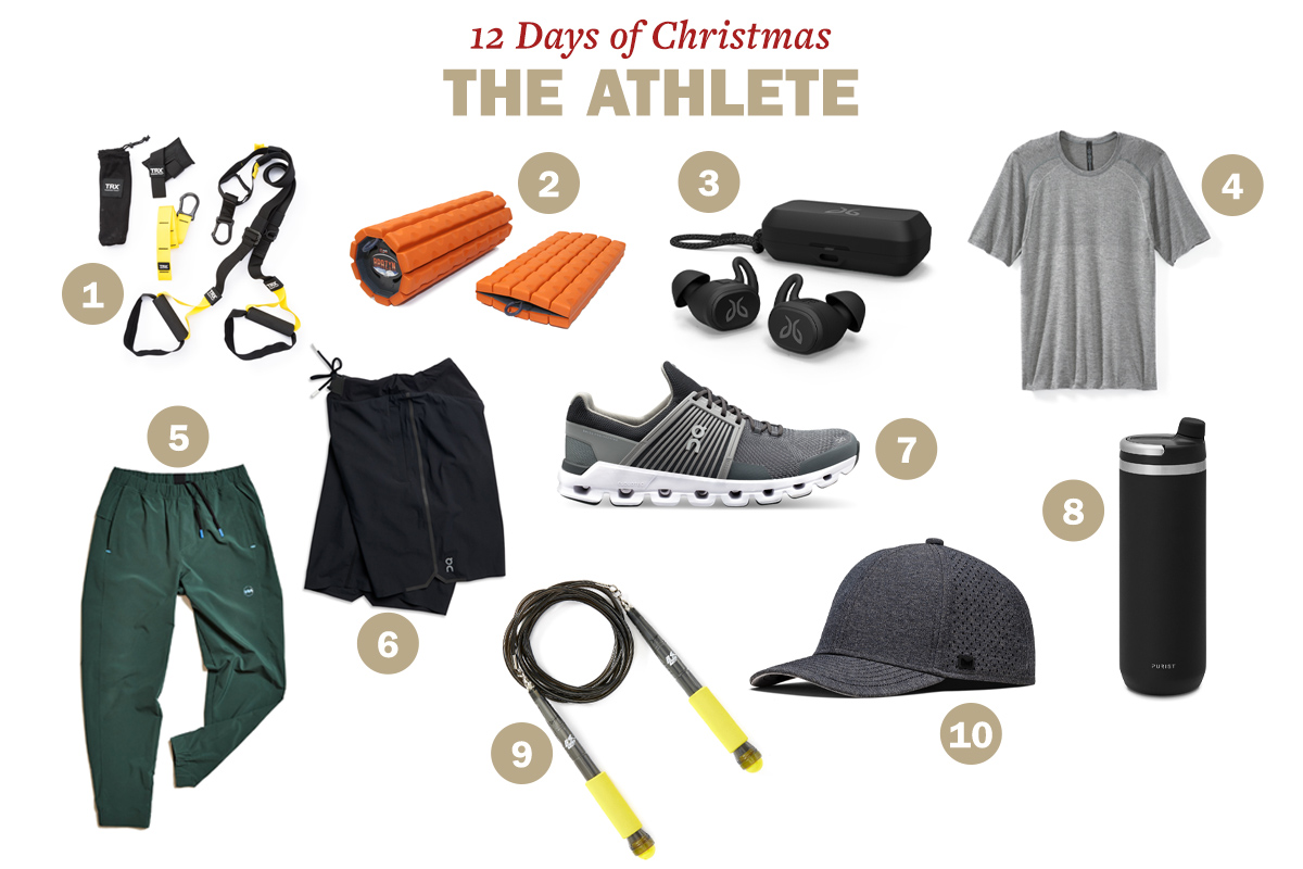 Best Gifts For Fitness Junkies And Guys Who Like To Work Out Art Of Manliness