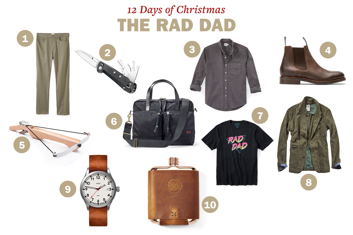 Best Christmas Gifts for Dad | The Art