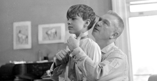 10 Things Your Father Should Have Taught You About Style | The Art of Manliness