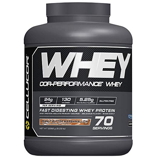 Whey cor-performance fast digesting protein.