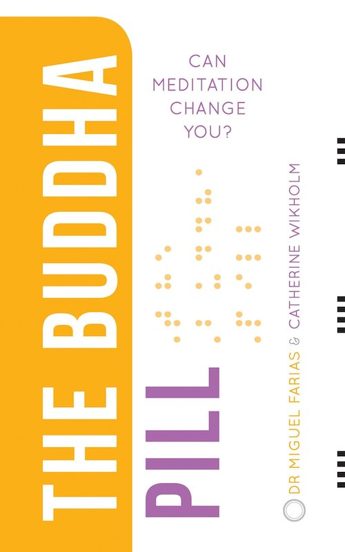 The BuddhaPill by Miguel Farias book cover.
