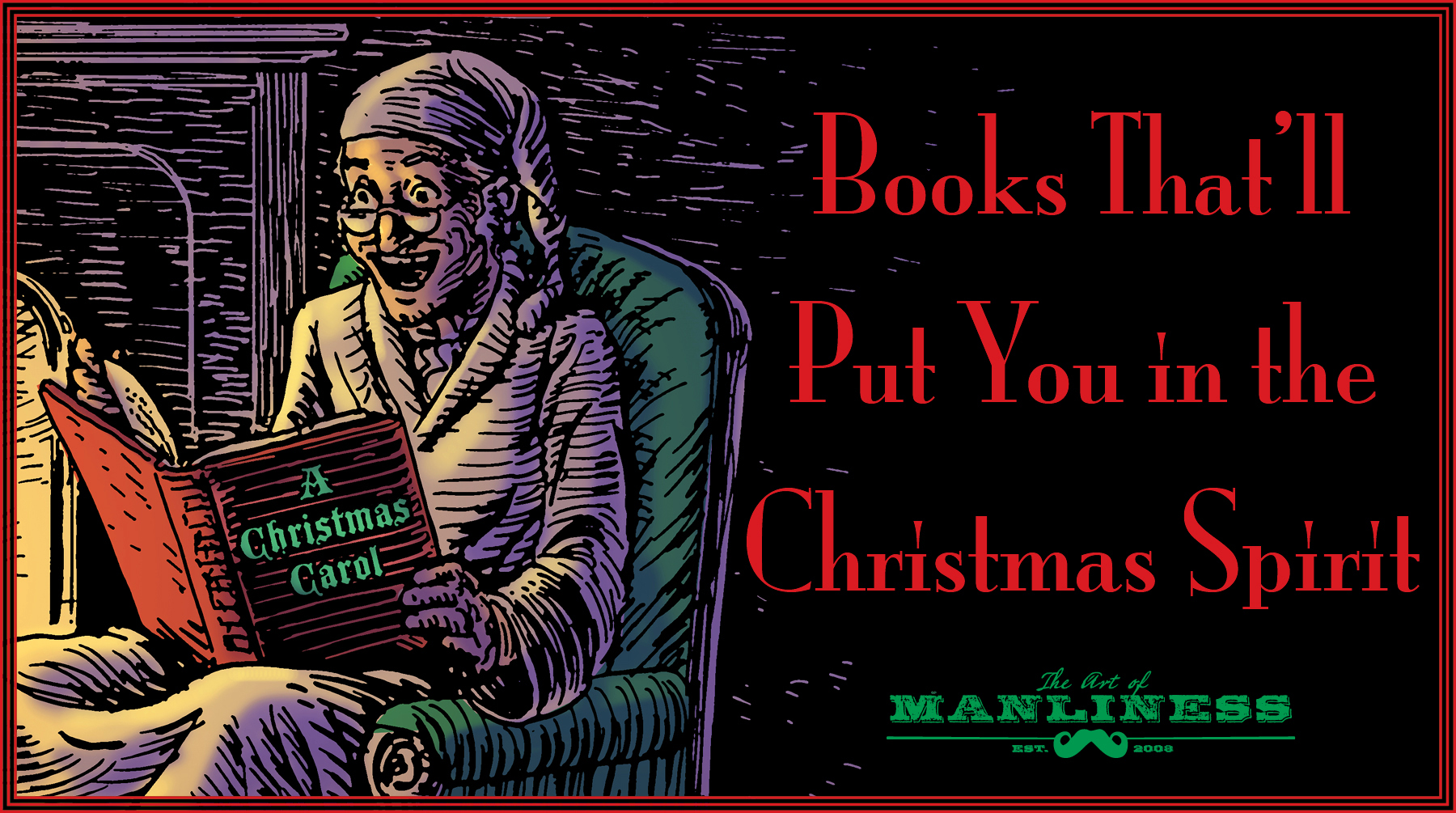 A Christmas Spirit.6 Books That Will Get You In The Christmas Spirit The Art