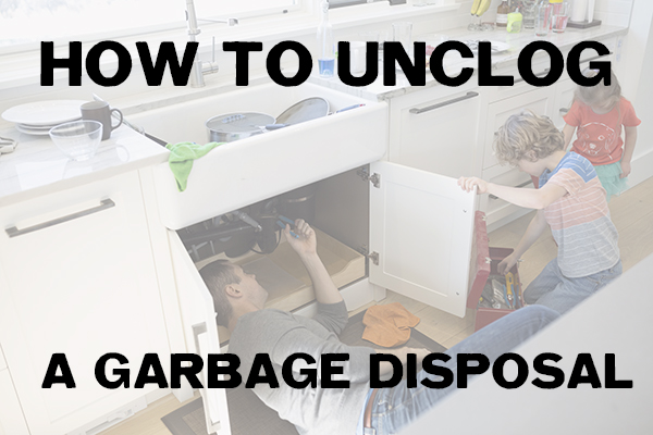 How To Unclog My Garbage Disposal Garbage Image And Foto