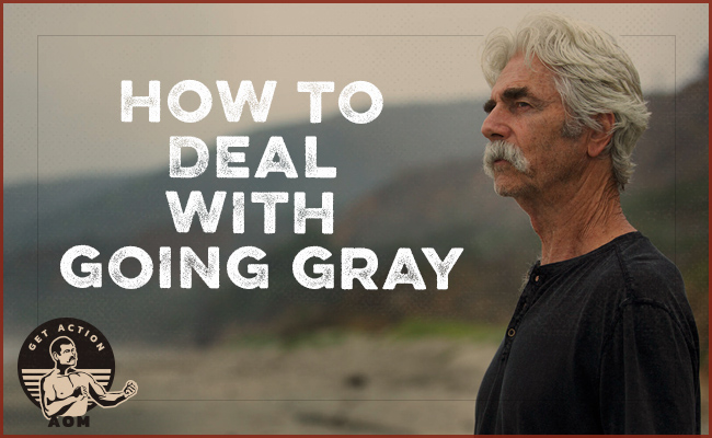 How To Go Gray Tips For Men With Gray Hair Art Of Manliness