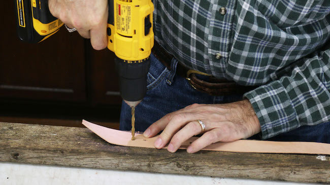 How to Make a Hole in a Leather Belt (6 Methods!) | The Art of Manliness