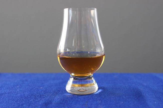 Glencairn whiskey glass.