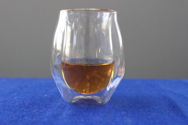 Norlan whiskey glass.