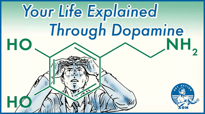 Your life explained through dopamine
