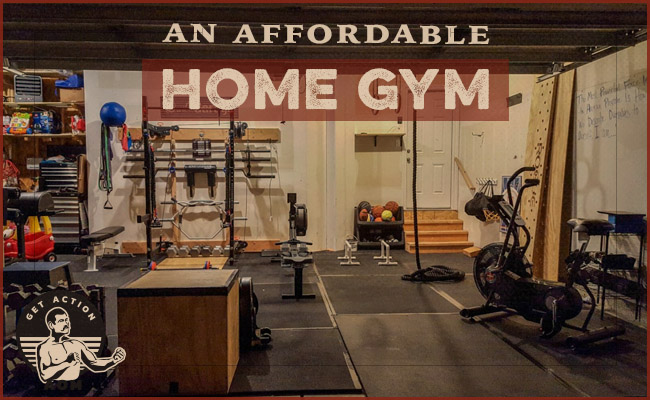 How To Build A Home Gym On The