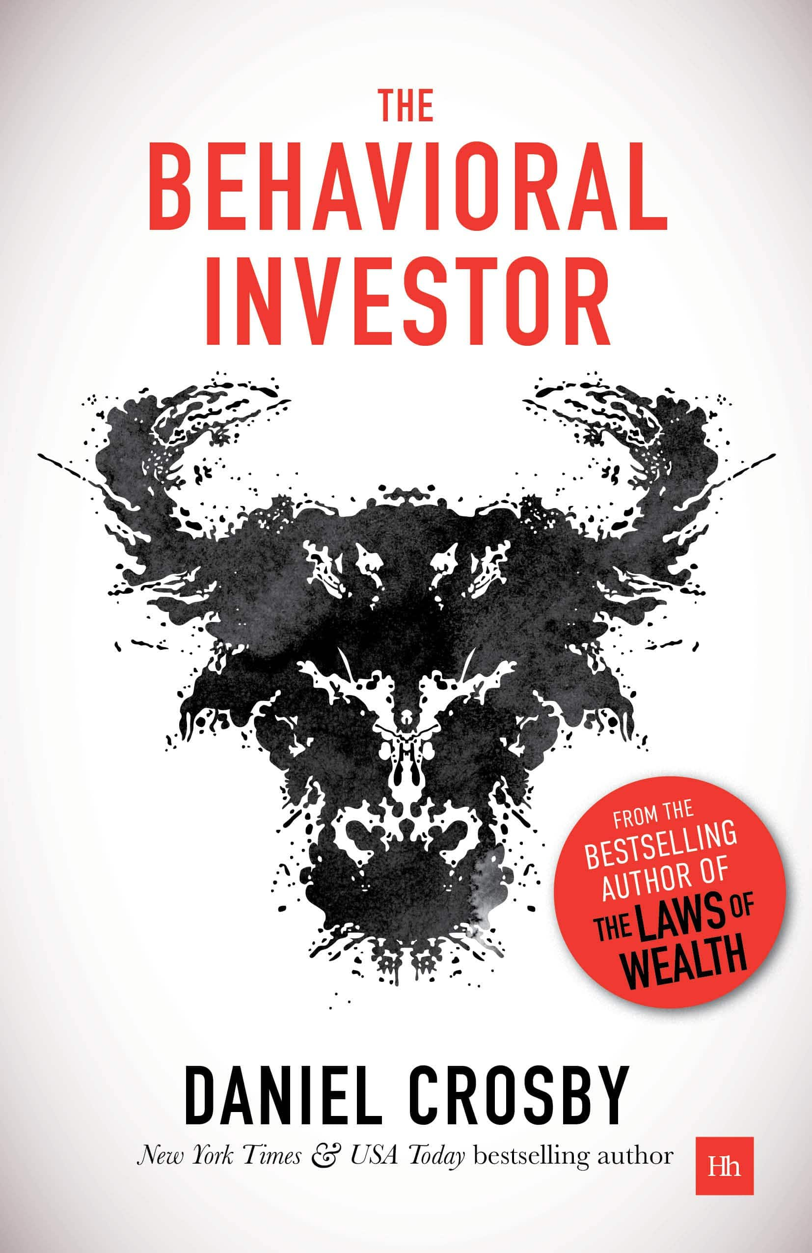 "Book cover of ""The Behavioral Investor"" by Daniel Crosby."