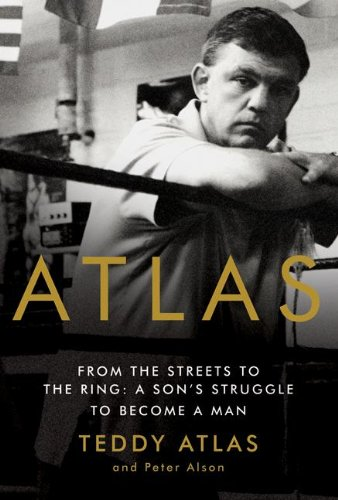 Atlas by Teddy Atlas book cover.