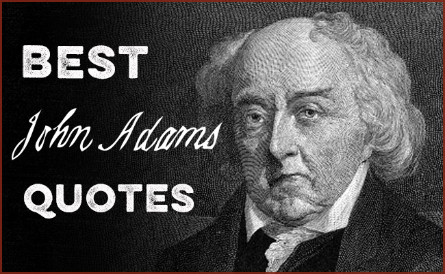 Black and white illustration of a John adams.