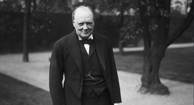 Podcast #544: The Audacious Life of Winston Churchill