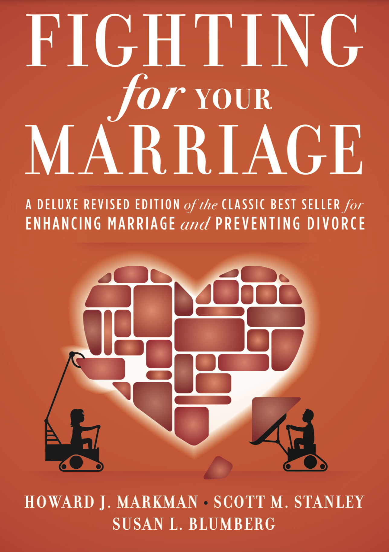 """Fighting for your marriage"" book cover Scott Stanley."