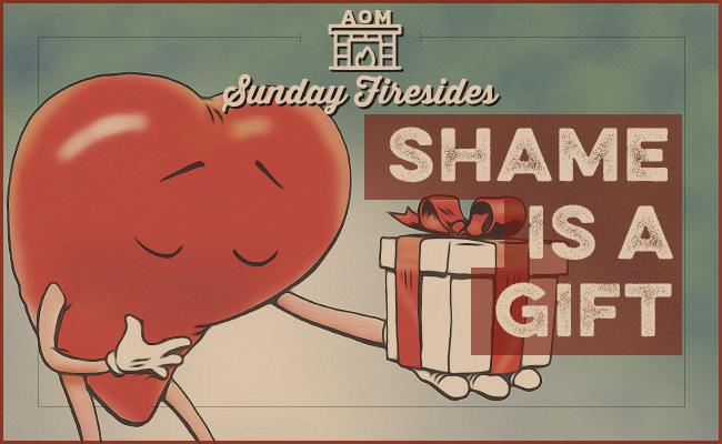 Illustration of Shame Is a Gift.