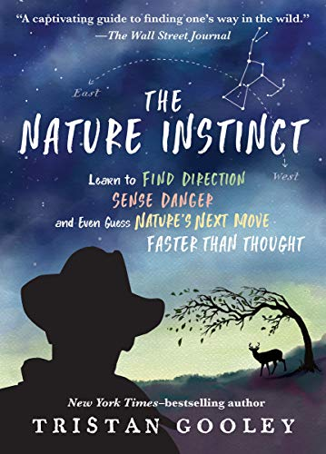 """Book cover of """"The Nature Instinct"""" by Tristan Gooley."""