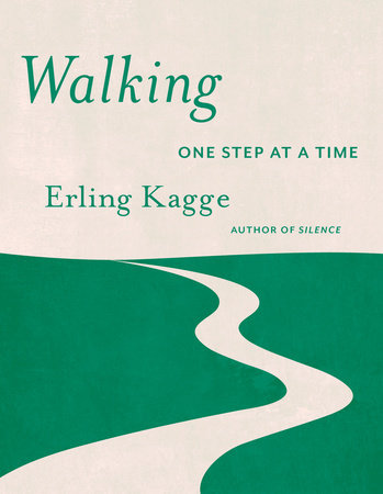 """Book cover of """"Walking"""" by Erling Kagge."""