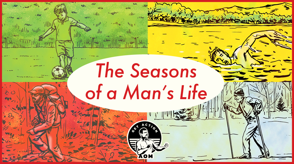 The Seasons of a Man's Life: The Mid-Life Transition