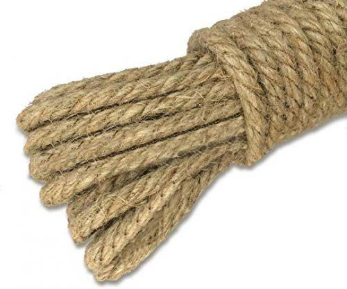Bundle of Jute rope.
