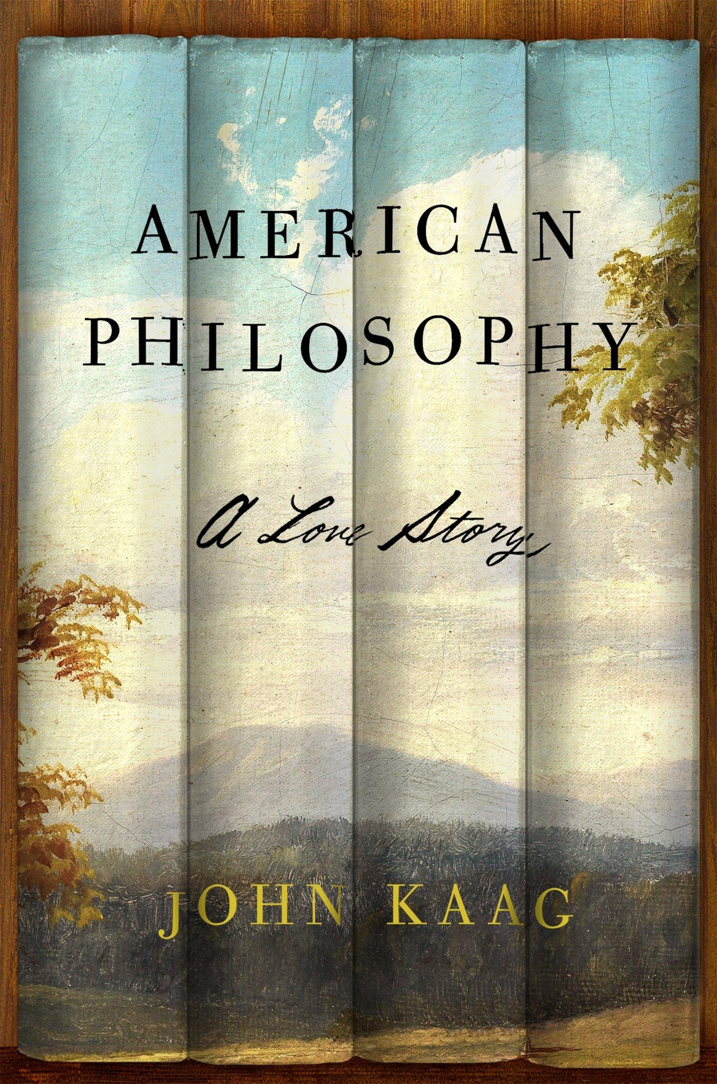 American Philosophy by john Kaag.