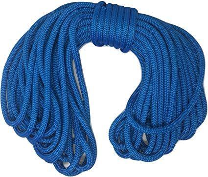 Nylon rope.