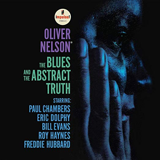 Book cover The Blues and the Abstract Truth by Oliver Nelson.