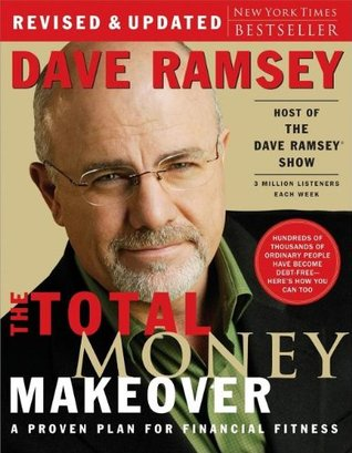 A book cover of a Total Money Makeover by Dave Ramsey.