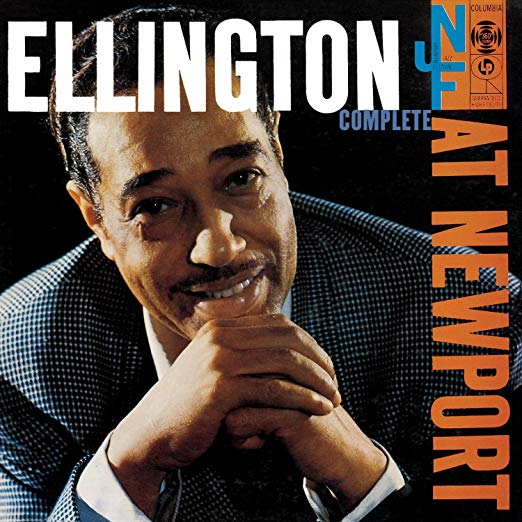 Ellington at Newport by Duke Ellington.