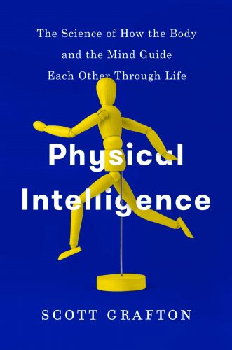 Poster showing Physical Intelligence.