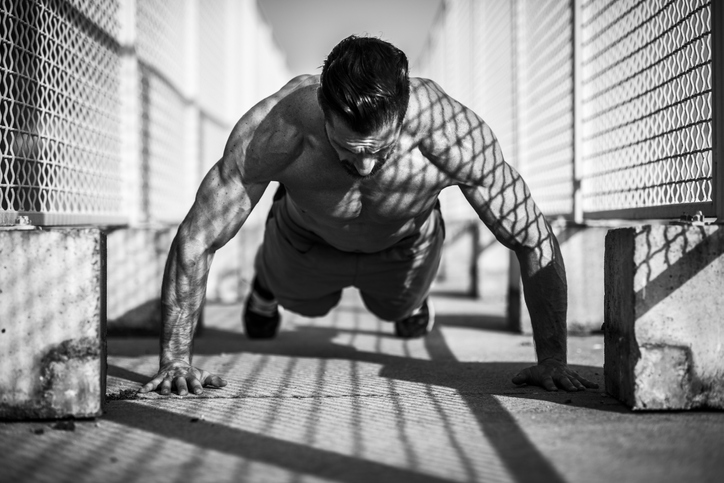 The Best Bodyweight Exercises and Workouts | Art of Manliness