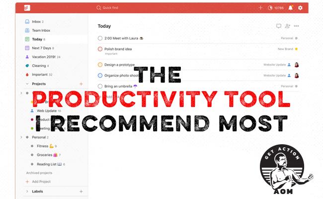 Productivity tool.