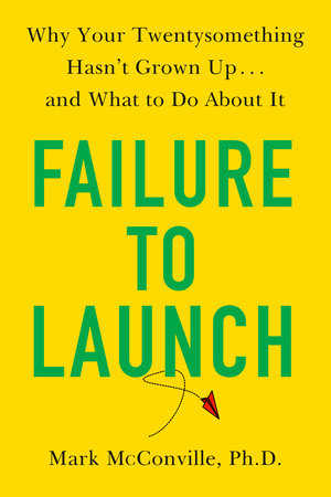 cover of Failure to launch by Mark McConville.