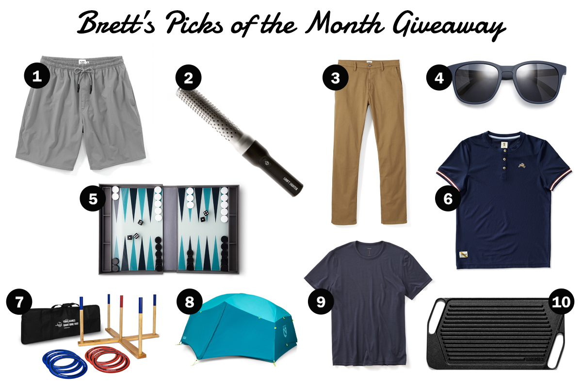 The Monthly Huckberry Giveaway: June 2020 | The Art of Manliness
