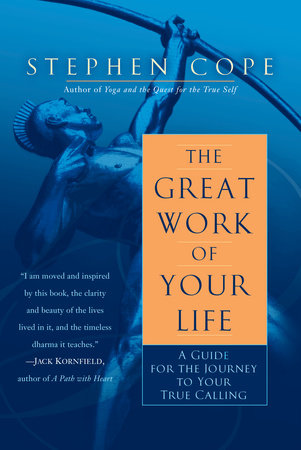 The Great Work of your life book cover.