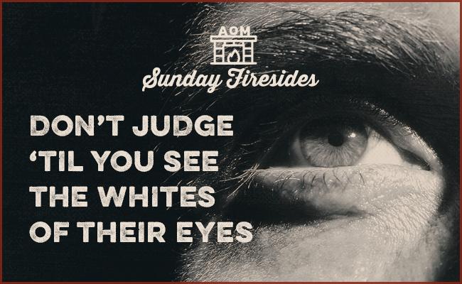 A man eye focused on cornea.