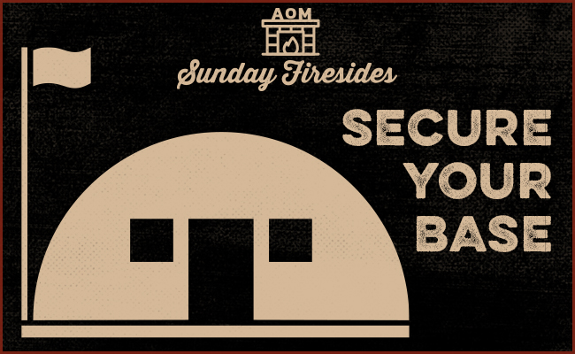 """Book cover """"Secure your Base"""" by Sunday Firsides."""