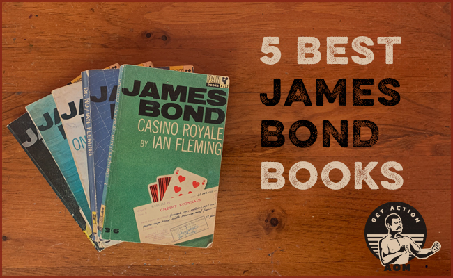 The 5 Best James Bond Books | The Art of Manliness