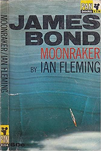 Moonraker book cover.