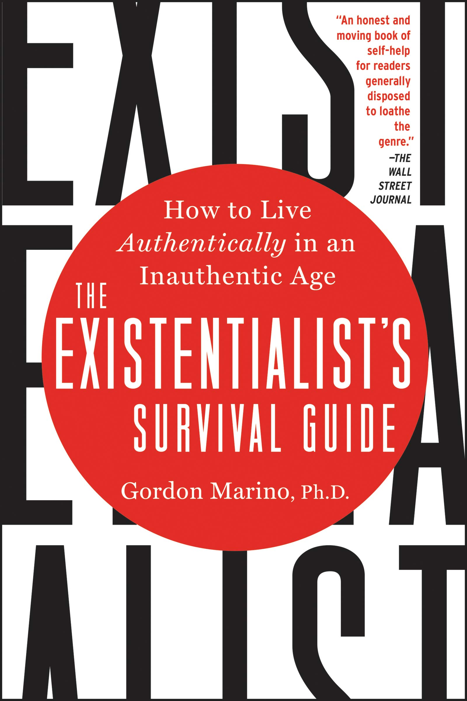 The Existentialist's Survival Guide cover.