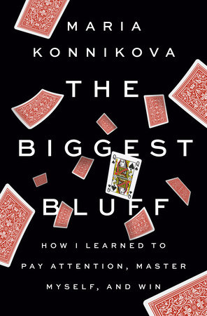 Book cover of The Biggest Bluff.