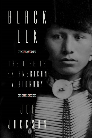 Black Elk on a cover of book called The Life of an American Visionary.