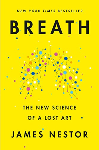 breath by james nestor book cover.