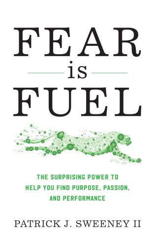 fear is fuel book cover patrick sweeney