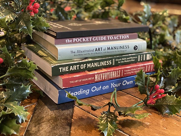Give the Gift of Manly Knowledge for the Holidays