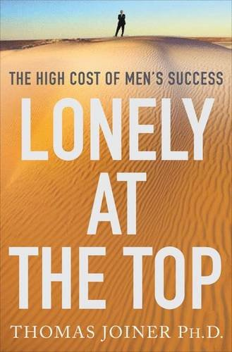 lonely at the top by Thomas joiner book cover
