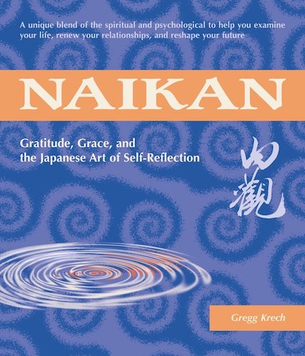 naikan by Gregg Krech book cover.