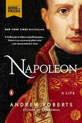 Napoleon by Andrew Roberts book cover