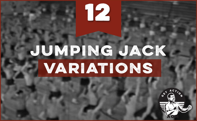 12 Jumping Jack Variations to Kick Up Your Cardio
